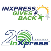 InXpress Gives Back goes Global!